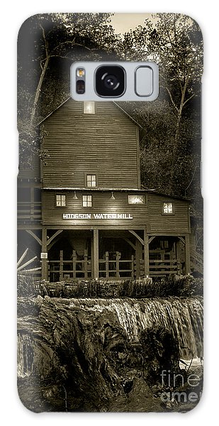 Hodgson Gristmill Galaxy Case by Robert Frederick