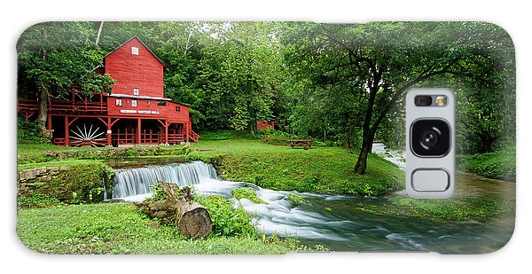 Hodgson Water Mill And Spring Galaxy Case