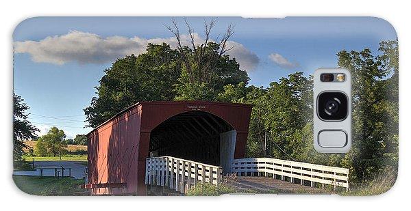Roseman Covered Bridge Galaxy Case