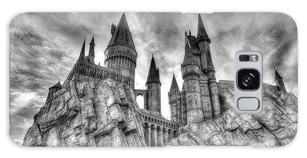 Hogwarts Castle 1 Galaxy Case by Jim Thompson