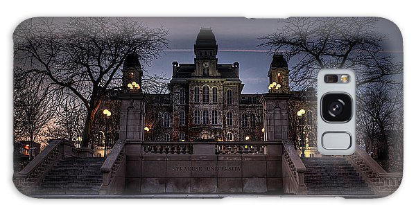 Hogwarts - Hall Of Languages Galaxy Case by Everet Regal