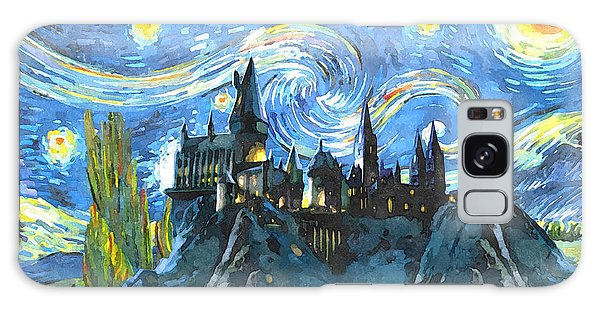 Outer Space Galaxy Case - Harry Potter Starry Night by Midex Planet