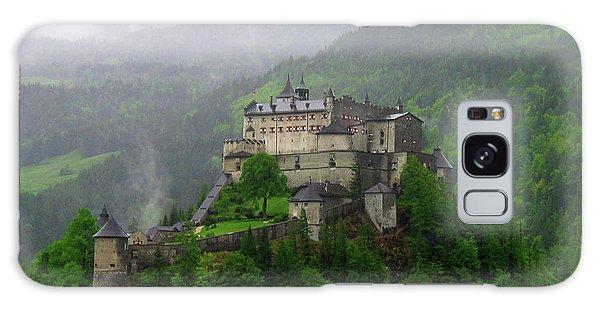 Hohenwerfen Castle Galaxy Case