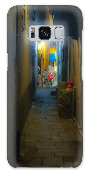 Hoi An Alleyway Galaxy Case