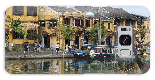 Hoi An On The River Galaxy Case