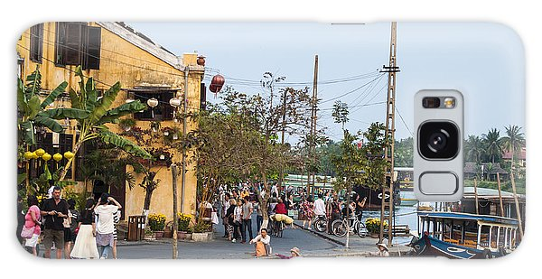 Hoi An Town Vietnam Galaxy Case