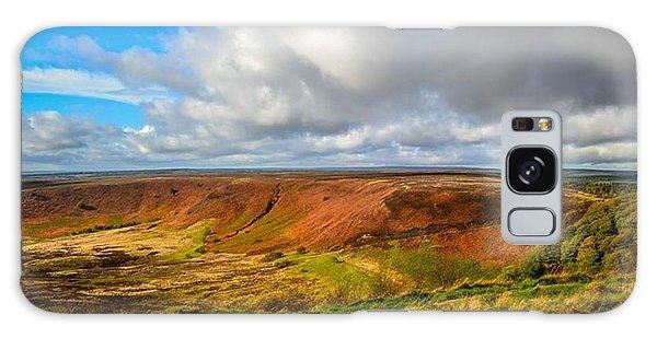 Hole Of Horcum, North York Mores, Yorkshire, United Kingdom Galaxy Case