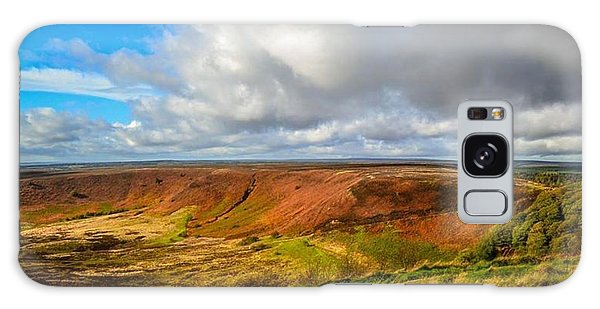 Hole Of Horcum, North York Mores, Yorkshire, United Kingdom Galaxy Case