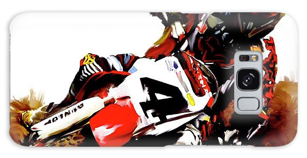 Hole Shot Ricky Carmichael Galaxy Case