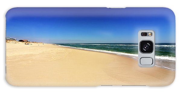 Holgate Beach At Long Beach Island Galaxy Case