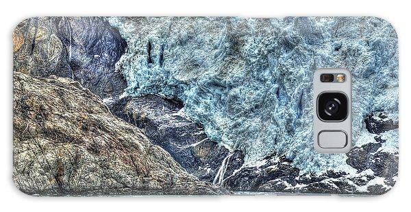 Holgate Glacier Hdr Galaxy Case