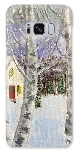 Holiday In The Country Galaxy Case