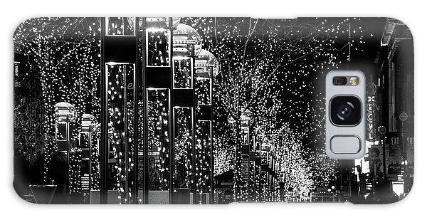Holiday Lights - 16th Street Mall Galaxy Case