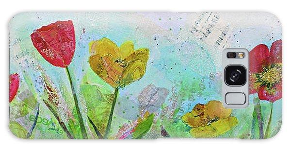 Tulips Galaxy Case - Holland Tulip Festival I by Shadia Derbyshire