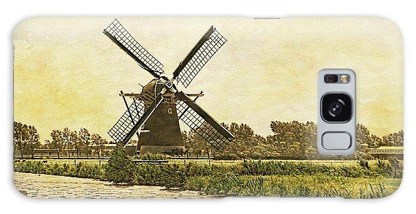 Holland - Windmill Galaxy Case