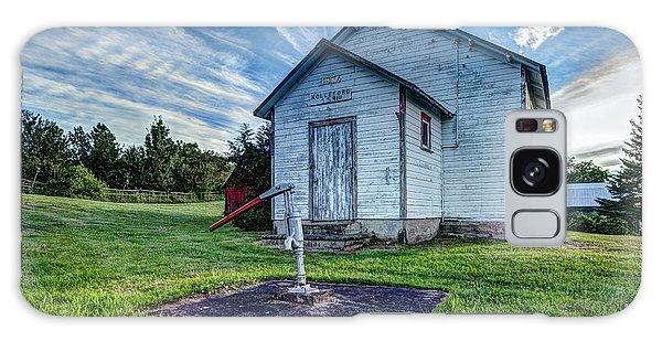 Holleford Schoolhouse Galaxy Case