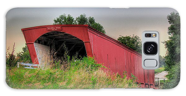Holliwell Covered Bridge Galaxy Case