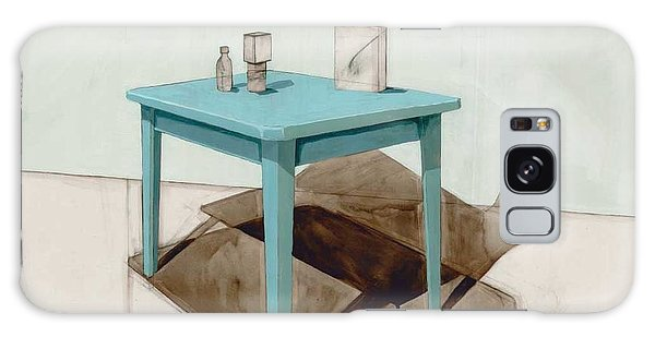 Table Galaxy Case - Hollow Still Life 1 by Adrienne Romine