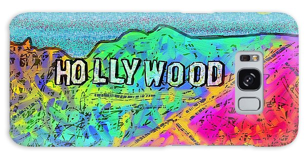 Hollycolorwood Galaxy Case by Jeremy Aiyadurai