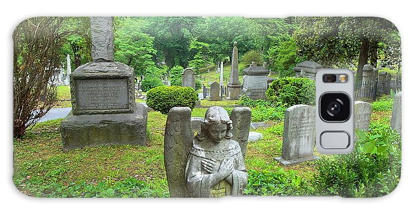 Hollywood Cemetery Galaxy Case