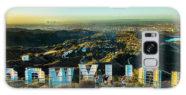 Los Angeles Galaxy Case - Hollywood Dreaming by Az Jackson