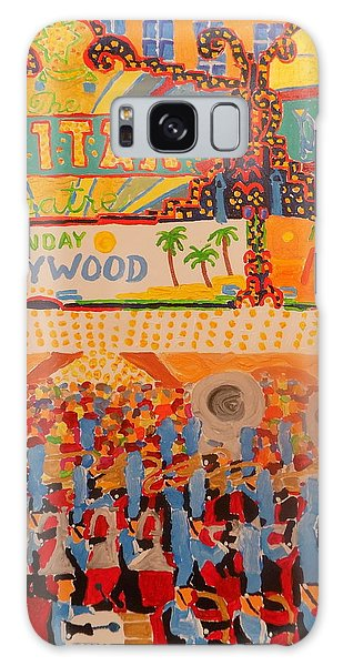 Hollywood Parade Galaxy Case