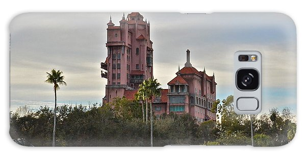 Hollywood Studios Tower Of Terror Galaxy Case by Carol  Bradley