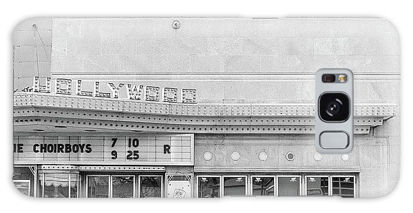 Hollywood Theater Marquee Galaxy Case
