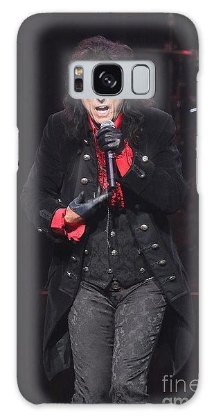 Alice Cooper Galaxy Case - Hollywood Vampires Alice Cooper by Concert Photos