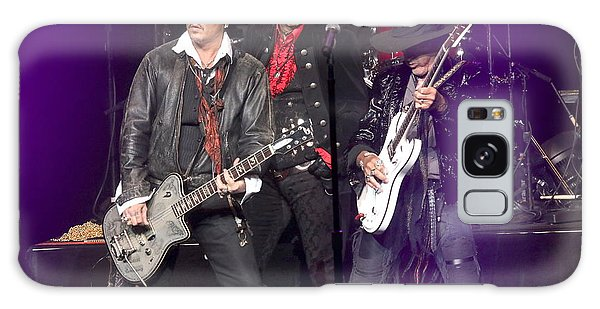 Alice Cooper Galaxy Case - Hollywood Vampires Depp Cooper Perry by Concert Photos