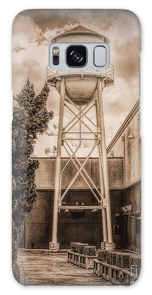 Hollywood Water Tower 2 Galaxy Case