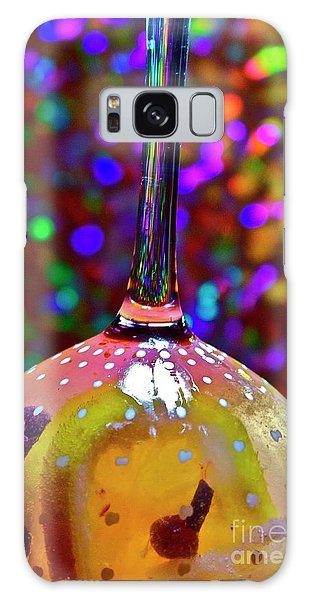 Holographic Fruit Drop Galaxy Case