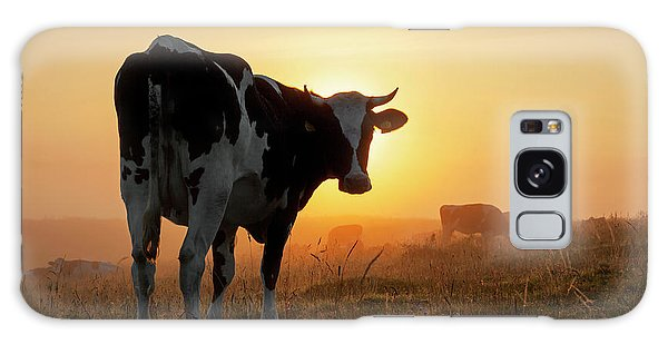 Holstein Friesian Cow Galaxy Case
