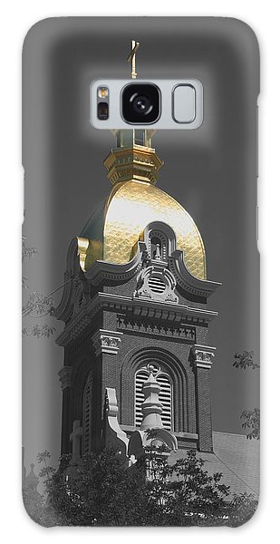 Holy Church Of The Immaculate Conception - Colorized Galaxy Case