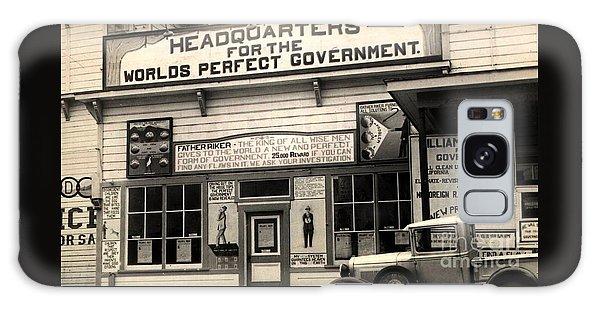 Holy City World Government Santa Clara County California 1938 Galaxy Case