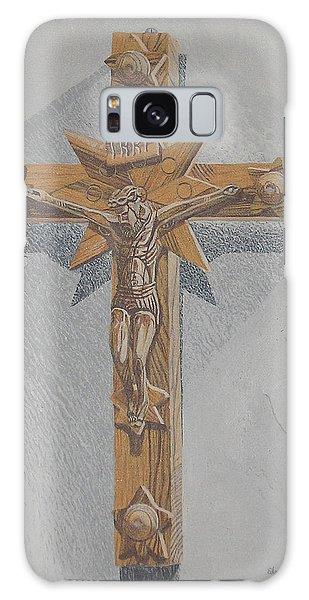 Holy Cross Galaxy Case