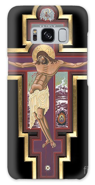 Holy Cross Of The New Advent 162 Galaxy Case