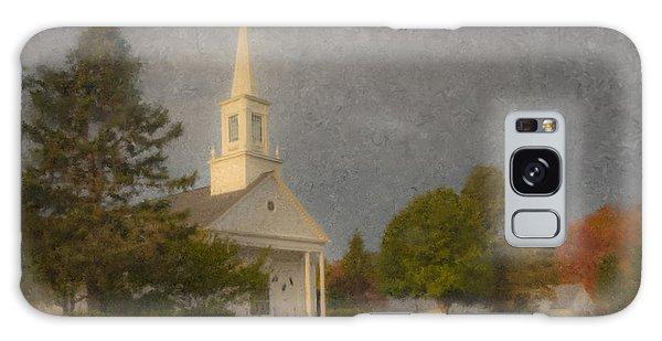 Holy Cross Parish Church Galaxy Case