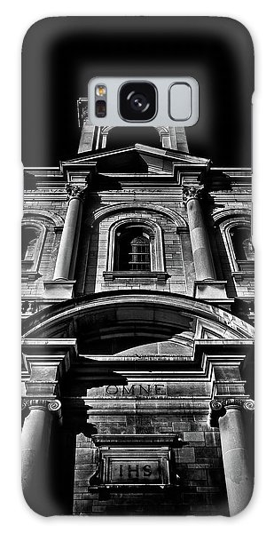 Galaxy Case featuring the photograph Holy Name Parish No 71 Gough Ave Toronto Canada by Brian Carson