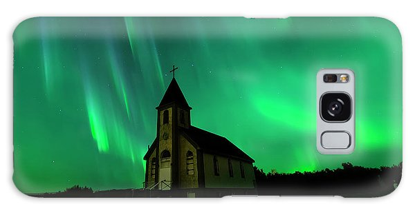Holy Places Galaxy Case