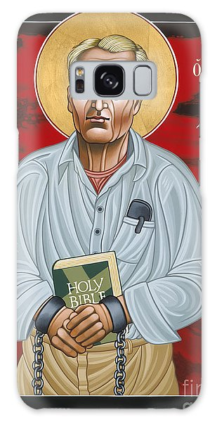 Holy Prophet Philip Berrigan 125 Galaxy Case