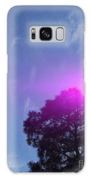 Holy Spirit- Yes We Believe Galaxy Case