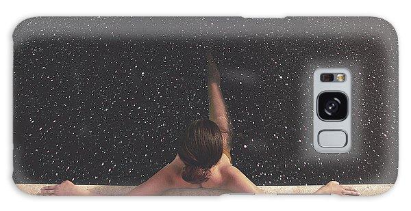 Swimming Galaxy Case - Holynight by Fran Rodriguez