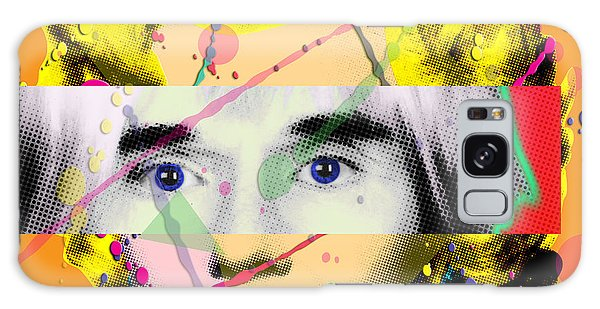Homage To Warhol Galaxy Case