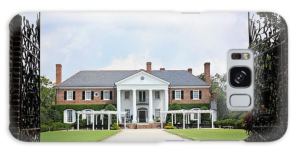Home At Boone Hall Galaxy Case