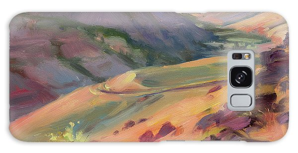 Bush Galaxy Case - Home Country by Steve Henderson
