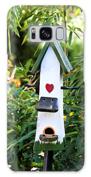 Home Is Where The Heart Is Galaxy Case