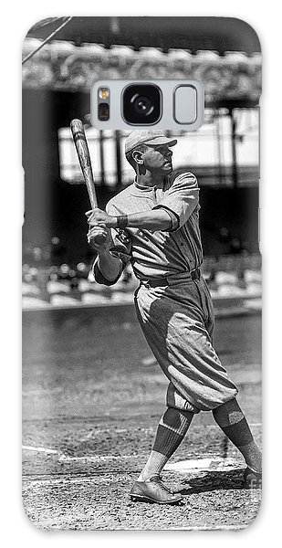 Home Run Babe Ruth Galaxy S8 Case