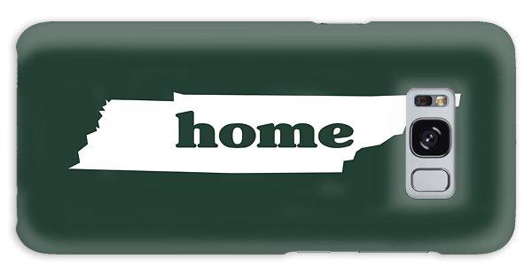 home TN on Green Galaxy Case by Heather Applegate