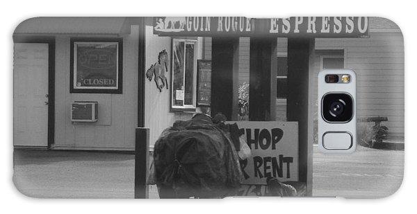 Homeless Hoarder Galaxy Case